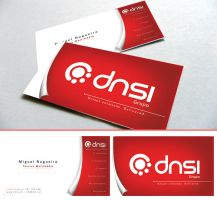 Business Cards by VoidGFX
