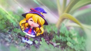 TinyWars Fire Witch Chibi Figure by TinyWars