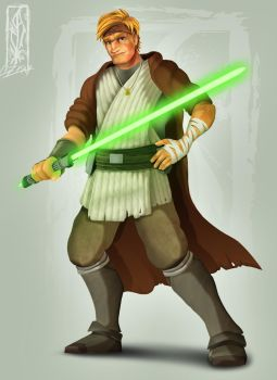 Yan Otha-Breg - Clone Wars -Version by Lizkay