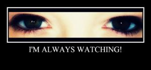 Always Watching by sweetheart142