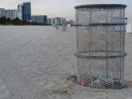 South Beach is Trashy by Mindwerkz