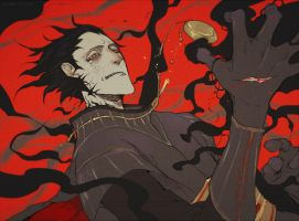[RotG] locket by Wavesheep