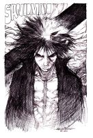 Sandman by harveytsketchbook