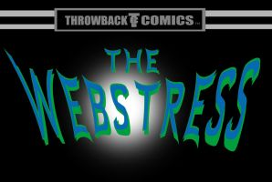 Throwback Comics presents The webstress by RWhitney75