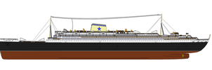 RMS Caronia by Rindfan