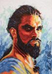 Khal Drogo by therealbradu