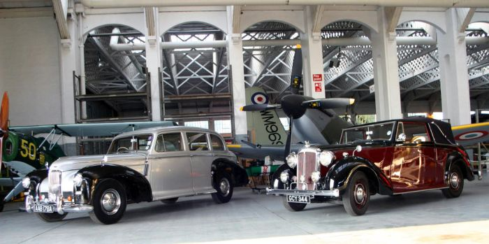 classic cars, duxford by Sceptre63