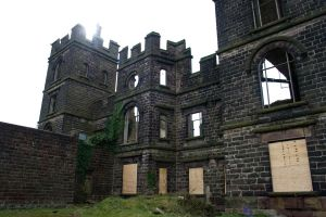 Manor House Ruins Stock 6 by Sassy-Stock