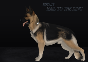 Royal's Hail to the King by RoyalFront