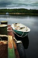 solovki_boat by manahan