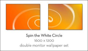 Spin the White Circle by giuliame