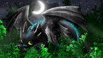 The forgotten Power - Toothless by Dragon-of-the-Sun