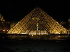 Louvre by JustinAnfuso