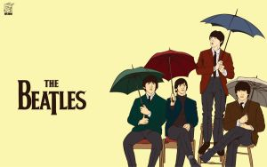The Beatles wallpaper by warlock1291
