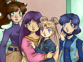 Sailor Moon Redraw by jojo263