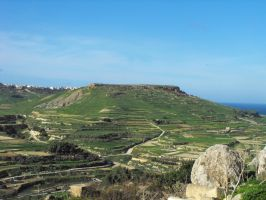 Dabrani Hill by floramelitensis