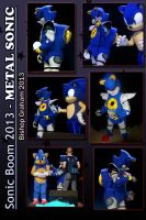 Sonic Boom 2013 Metal Sonic Cosplay by tentenswift