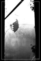 Broken window by 0-Photocyte