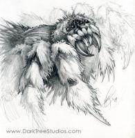 Monster Spider by GrendelGrack