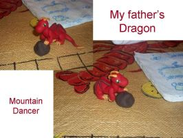 A Dragon for my Dad by DragonsAndDreamscape
