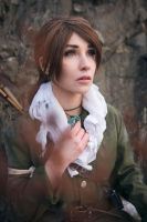 Rise of the Tomb Raider by sofiawilhelmina