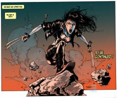 x 23 Fury by Tymothy Green II by cyomAn
