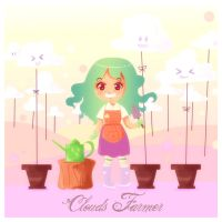 Cloud farmer by Soan-c