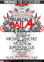 Flyer Pamplona Baila Contigo by pulgui