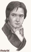 Mr. Darcy by Frotu