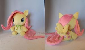 Fluttershy Floppy *SOLD* by StarMassacre
