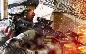 Modern Warfare 2 Wallpack by emperaa