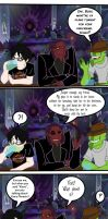 Thrax VS My Dad: Daddy Issues by KiaraLPhoenix