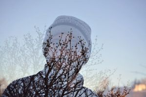 Double Exposure by hennatea