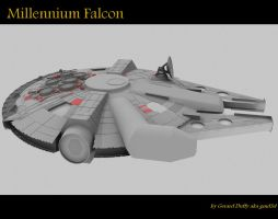 Falcon-003 by gmd3d
