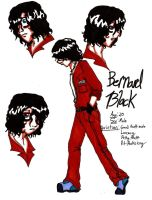 Bernard Black by HieiandKuramaLover