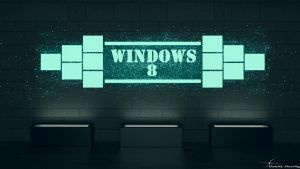 Windows 8  Blue by dannyshyatat1