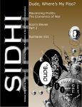 Second Issue, First Sem by sidhi