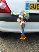 Toy Story by mikedaws