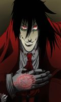 ..::Alucard::.. by IcaZell
