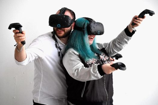 HTC's Top-Ranked Virtual Reality by techracers300