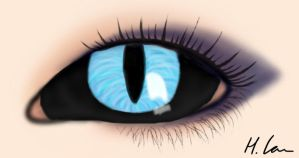 The Eye of Veronica by Helena-Lou