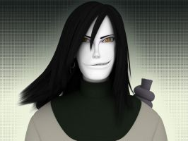 3D Orochimaru by Akatsuki-freak
