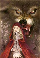 Red Riding Hood by ROPART