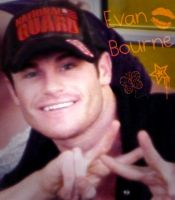 Evan Bourne by PrincessLaMiSa