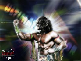 DimP Wallpapers July 2013- The Ultimate Warrior by Jimpapadim
