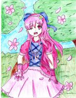 Request: Celebrate Spring by MitsukiChan313