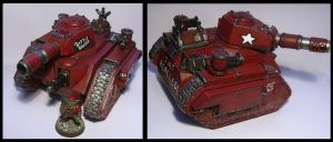 Grot Rebel Da Battle Bruzer by Proiteus