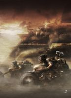 Dogs of War by Sallow