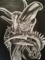 Xenomorph by TristanTemplar