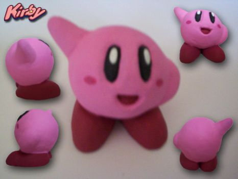 Kirby model by Geckochan